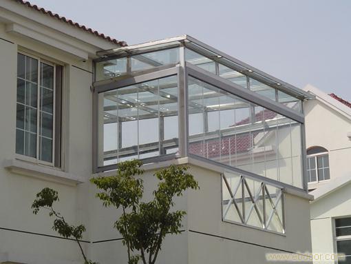 别墅铝合金系列阳光房
